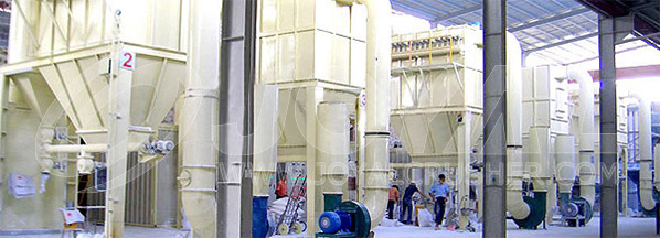 PVC & Cable additives,Calcite Powder Grinding Plant
