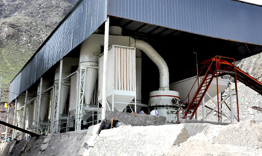 Paint industry,Limestone Powder, Gypsum, Barite, Calcite Grinding Plant