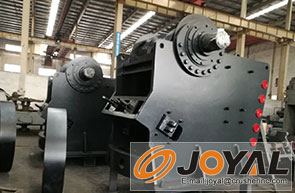 European Type Jaw Crusher