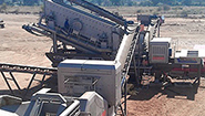600-700 TPH Jaw & Cone Crushing Plant